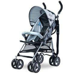 Caretero Alfa wózek spacerowy 5,3 kg grey nowość