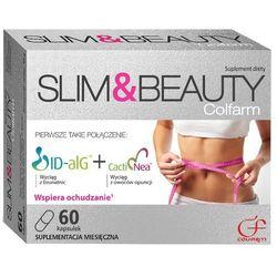 COLFARM 60 kapsułek Slim&Beauty Suplement diety