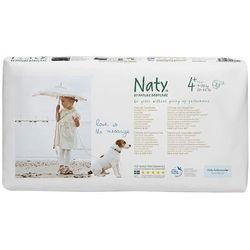 NATY Ekologiczne pieluchy 4+ (9-20kg) 44szt pieluszki jednorazowe Ekon