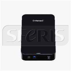 Dysk Twardy Zewnętrzny Intenso MemoryCenter Czarny 3,5'' USB 3.0 2TB - 6031580