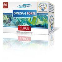 Naturkaps Omega - 3 Forte kaps. 1 g 60 kaps.