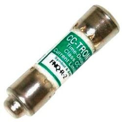 Bezpiecznik z opóźnieniem czasowym 10.3 mm x 38.1 mm 12 A 600 V/AC Wolny -T- Bussmann FNQ-R-12 Zawartość 1 szt.