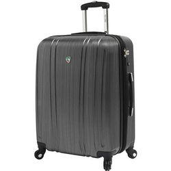 68bf8180d5de5 Mia Toro walizka podróżna M1093/3-L srebrny - BEZPŁATNY ODBIÓR: WROCŁAW!