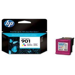 HP Tusz CC656AE HP901do OJ 4580/J4660/J4680, kolor 360 stron