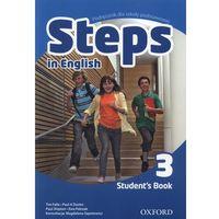 Steps In English 3 SB PL (opr. miękka)