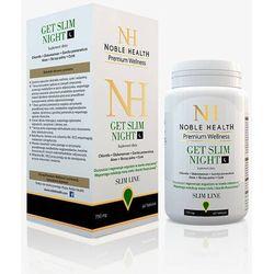 Get Slim Night Noble Health x 60 tabletek - data ważności 30-09-2016r.