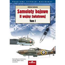 Samoloty bojowe II wojny światowej t.1 (opr. twarda)