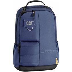 1816af6a58e7a Caterpillar BRUCE plecak miejski CAT / granatowy - Navy Blue