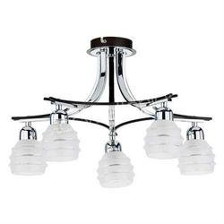 SUSAN 5pł zwis - żyrandol/lampa wisząca