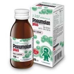 Pneumolan Plus syrop 120 ml