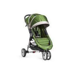 Wózek spacerowy City Mini Single Baby Jogger + GRATIS (lime/gray)
