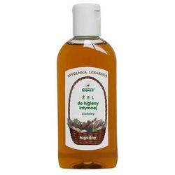 Żel ziołowy do higieny intymnej, łagodny (Mydlnica lekarska) 200ml