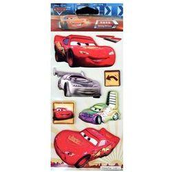 Nalepki Puffy błyszczące Cars