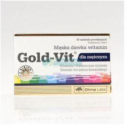 OLIMP Gold-Vit dla mężczyzn 30 tabletek
