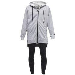 adidas Performance Dres medium grey heather/ black