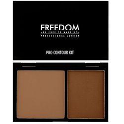 Freedom, Pro Contour Medium 02, Zestaw do konturowania Medium 02 Darmowa dostawa do sklepów SMYK