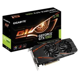 GIGABYTE GeForce ® GTX 1060 G1 GAMING 6GB GDDR5