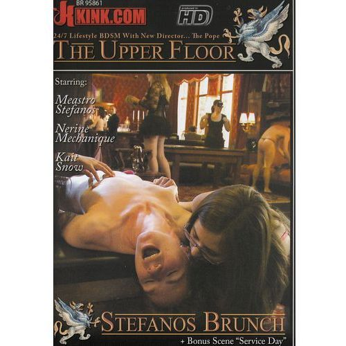 DVD The Upper Floor. Stefanos Brunch