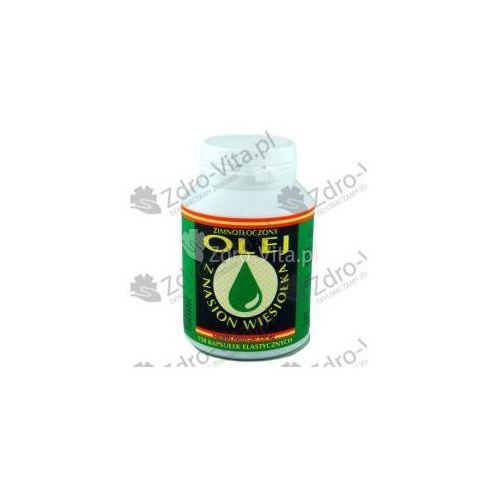 Olej z nasion wiesiołka kaps.elast. 0,35 g 150 kaps.