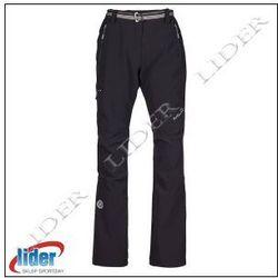 Spodnie trekkingowe damskie MILO JUULY LADY - black