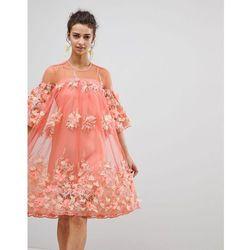 d43feb06a5 suknie sukienki sukienka worek rekaw 3 4 od najdroższych - porównaj ...