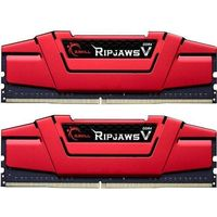 Pamięć DDR4 G.SKILL Ripjaws V 16GB (2x8GB) 2400MHz CL15 XMP 2.0 1.2V Red
