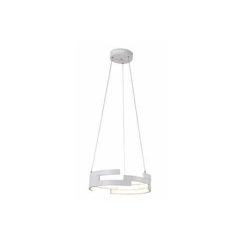 Lampa wisząca zwis Reality Natalia 1x30W LED biała 327201 01