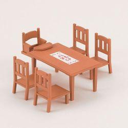 Zestaw do Jadalni - Stół i Krzesła