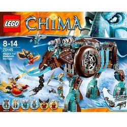 Lego CHIMA Lodowa machina maula 70145