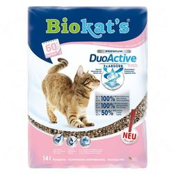 Biokats Duo Active Fresh - 3 x 10 l