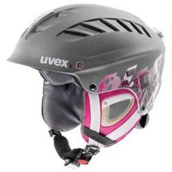 KASK UVEX X-RIDE MOTION GRAPHIC LADY GREY/PINK MAT