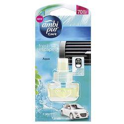 AMBI PUR 7ml Car Aqua odświeżacz powietrza do samochodu wkład