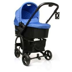 4Baby Atomic wózek dziecięcy wielofunkcyjny 2 w 1 +gondola Blue