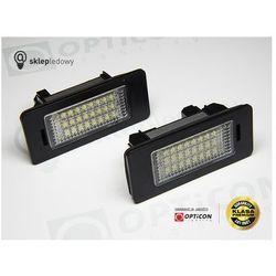 BMW E39 E46 E60 E70 E71 E90 - Oświetlenie tablicy LED PREMIUM - 2 sztuki