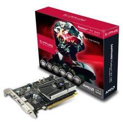Sapphire Technology Radeon R7 240 BOOST 1GB DDR5 PCI-E 128BIT HDMI/DVI/Dsub Lite DARMOWA DOSTAWA DO 400 SALONÓW !!