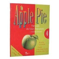 Apple Pie 4 SP Student's Book + Workbook Język angielski (opr. miękka)
