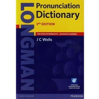 Longman Pronunciation Dictionary + CD (opr. miękka)
