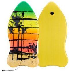 Deska do pływania Waimea Żółta