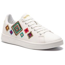 fed3abd22c384 Sneakersy DESIGUAL - Shoes Cosmic Exotic Diamond 19SSKF01 1000