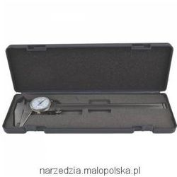 Suwmiarka zegarowa 200mm, 0.05mm