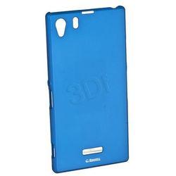 Krusell Sony Xperia Z1 ColoCover Blue