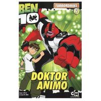 Ben 10 Doktor Animo Turbokomiks