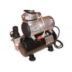 Hobby kompresor z zbiornikem ciśnieniowym Fengda® AS-186