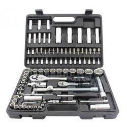 Zestaw kluczy nasadowych HONITON 94 elementy czarna walizka