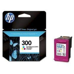 Tusz HP 300 kolor CC643EE