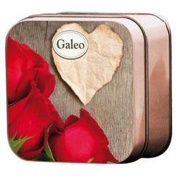 Galeo Mydełko Leśne Owoce w pudełku Romantyczne Róże
