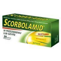 SCORBOLAMID 20 tabletek
