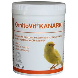 DOLFOS Ornitovit kanarki - preparat witaminowo - mineralny dla kanarków 60g