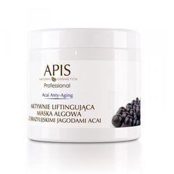 APIS Acai Anty-Aging maska algowa z brazylijskimi jagodami acai 250g