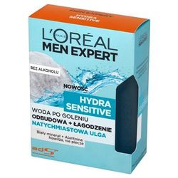 L'OREAL Men Expert Hydra Sensitive kosmetyki męskie - woda po goleniu 100ml